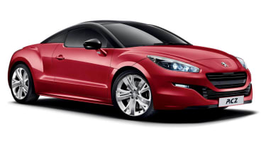 Peugeot推出RCZ Red Carben限定版