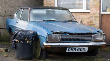 英国的地区透露了最糟糕的汽车