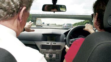 驾驶测试的历史