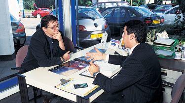 英国驾驶者不相信二手汽车经销商
