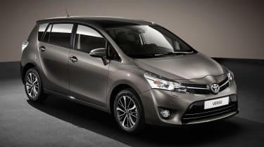 更新了丰田与新安全技术的途中