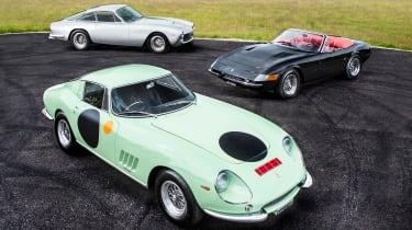 克里斯埃文斯的汽车收藏在拍卖会上售价900万英镑