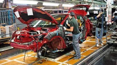 英国汽车工业的技能缺口