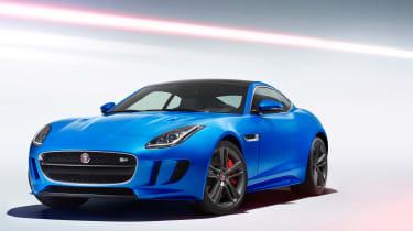 Jaguar F型将国旗与英国设计版本脱颖而出