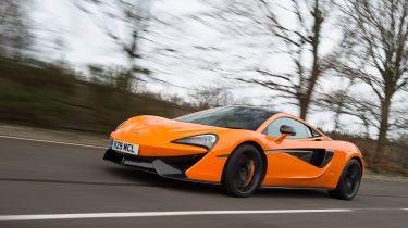 McLaren设置了新的销售记录并创建了250项新工作