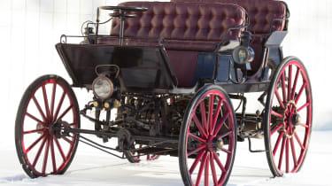 世界上第一个混合动力车轿车拍卖