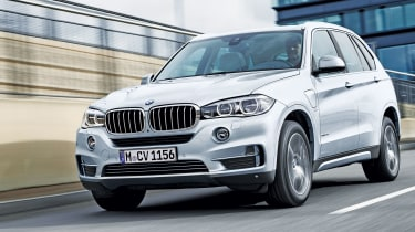 BMW X5 XDrive40E插件混合动力透露
