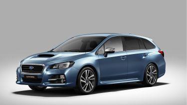 Subaru Levorg:英国价格和细节宣布