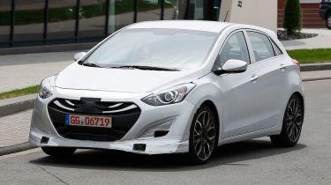 Hot Hyundais在现代N绩效部门的方式确认