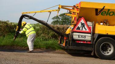 大学获得400万英镑的终端道路与坑洞修复无人机