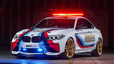 BMW M2安全车透露新的M个性能零件