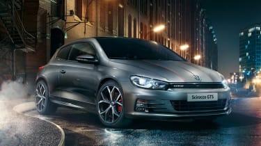 VW Scirocco GTS透露,加上CC和UP的更新!范围