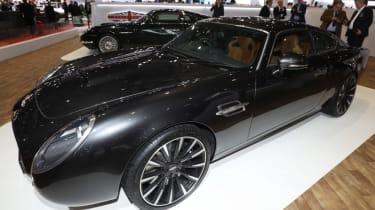 David Brown汽车启动回火速度Silverstone Edition  - 您的价格为620万英镑