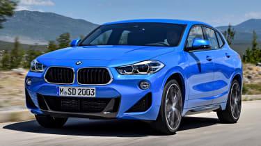 2018年BMW X2 SUV:规格,绩效,价格和发布日期