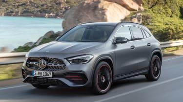 新的2020 Mercedes Gla价格宣布