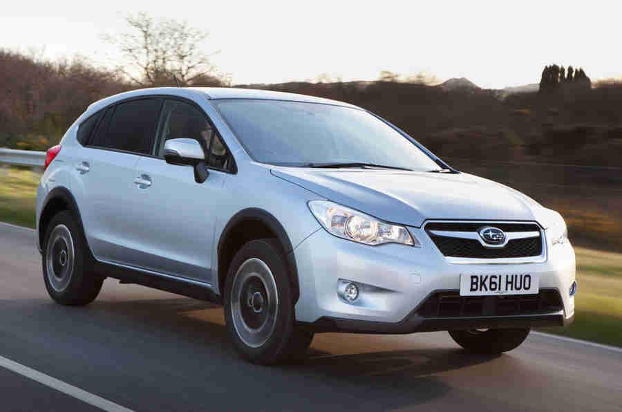 Subaru XV从21,295英镑