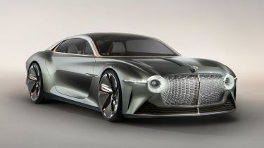 """Bentley的电力搬到电气不会是二进制的""首席执行官说"